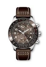"""Pilot's Watch Timezoner Chronograph """"80 Years Flight to New York"""""""