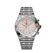 Chronomat B01 42 Stainless Steel / Red Gold / Silver  / Rouleaux