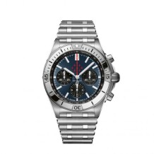 Chronomat B01 42 Stainless Steel / Red Arrows / Rouleaux