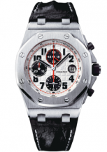Royal Oak Offshore 26170 Chronograph Panda / Strap