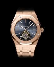 Royal Oak 26510 Ultra Thin Tourbillon Pink Gold