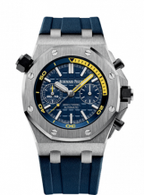 Royal Oak Offshore Diver Chronograph Blue
