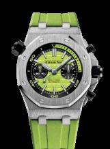 Royal Oak Offshore Diver Chronograph Green