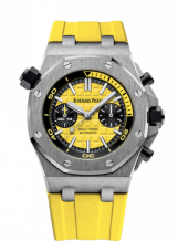 Royal Oak Offshore Diver Chronograph Yellow