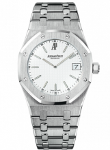 Royal Oak Extra-Thin Stainless Steel / Silver