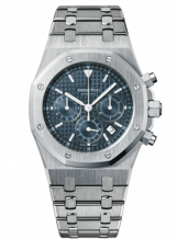 Royal Oak 26300 Chronograph Stainless Steel / Dark Blue