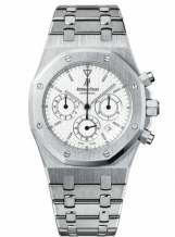 Royal Oak 26300 Chronograph Stainless Steel / Silver