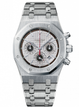 Royal Oak 26300 Chronograph Stainless Steel / Panda