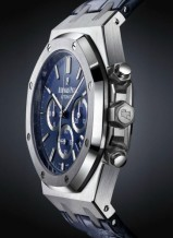 Royal Oak Chronograph 41 Leo Messi Platinum