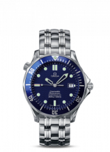 Seamaster Diver 300M Automatic 41 Stainless Steel / Blue / Bracelet / James Bond