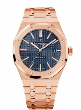 Royal Oak 15400 Pink Gold Boutique Edition