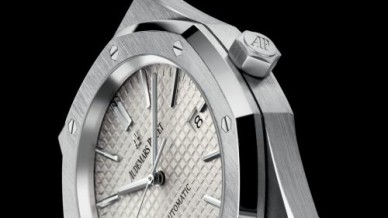 Royal Oak 15400 Stainless Steel / Silver