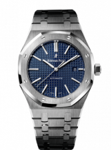 Royal Oak 15400 Stainless Steel Boutique Edition