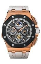Royal Oak OffShore 26571 Grande Complication Pink Gold Ceramic / White
