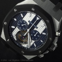 Royal Oak 26377 Chronograph Tourbillon Chronopassion Racing