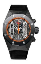 Royal Oak Concept 26265 Carbon Tourbillon Chronograph Orange