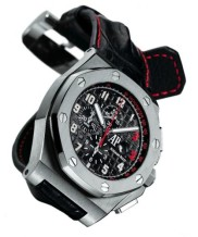 Royal Oak OffShore 26133 Shaquille O'Neal Stainless Steel