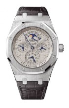 Royal Oak 26603 Equation of time Stainless Steel