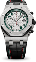 Royal Oak OffShore 26297 Pride of Mexico Steel / Titanium