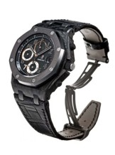 Royal Oak OffShore 26205 Ginza7 Forged Carbon