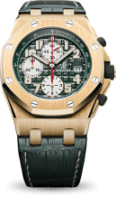 Royal Oak OffShore 26194 Montenapoleone Yellow Gold