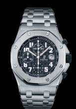 Royal Oak OffShore 26170 Chronograph Titanium / Black