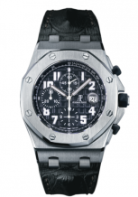 Royal Oak OffShore 26170 Chronograph Black Themes / Strap