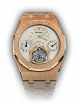 Royal Oak 25831 Tourbillon 25th Anniversary Pink Gold