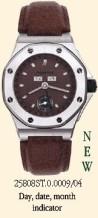 Royal Oak OffShore 25808 Full Calendar Aubergine