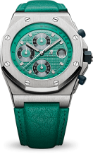 Royal Oak OffShore 25770 Chronograph Turqoise