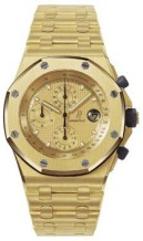 Royal Oak OffShore 25721 Chronograph Yellow Gold / Gold