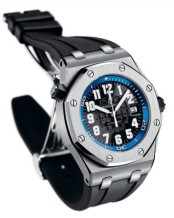 Royal Oak OffShore 15701 Scuba Boutique Blue