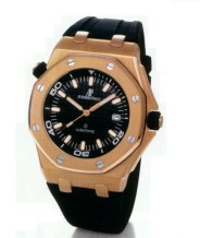 Royal Oak OffShore 15340 Scuba Wempe Pink Gold