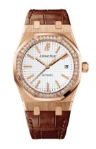 Royal Oak 15301 Pink Gold Diamond
