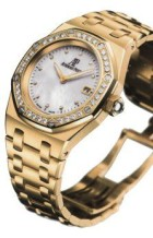 Royal Oak 67601 Quartz Yellow Gold / MOP