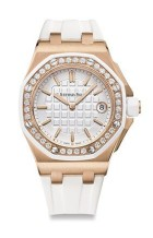 Royal Oak OffShore 67540 Lady Quartz Pink Gold