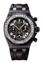 Royal Oak OffShore 26267 Lady Chronograph Forged Carbon