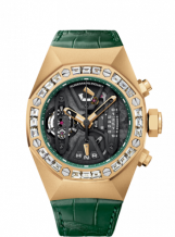 Royal Oak Concept 26223 Tourbillon Chronograph Yellow Gold The Hour Glass