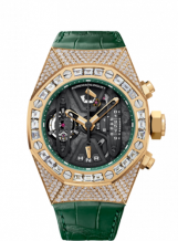 Royal Oak Concept 26223 Tourbillon Chronograph Yellow Gold / Diamond