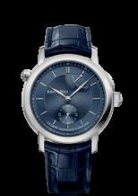 Jules Audemars 26344 Grande Sonnerie Carillon Platinum / The Hour Glass Blue
