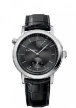 Jules Audemars 26344 Grande Sonnerie Carillon Platinum / The Hour Glass Black