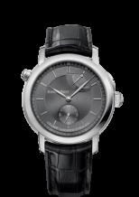 Jules Audemars 26344 Grande Sonnerie Carillon Platinum / The Hour Glass Slate