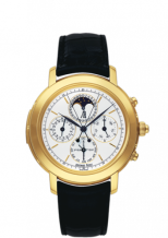 Jules Audemars 25866 Grande Complication Yellow Gold / White