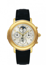 Jules Audemars 25866 Grande Complication Yellow Gold / White Breguet