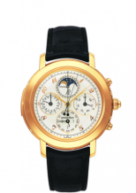 Jules Audemars 25866 Grande Complication Pink Gold / White Breguet