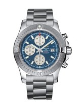 Colt Chronograph Automatic Stainless Steel / Mariner Blue / Bracelet