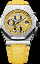 Royal Oak OffShore 25770 Chronograph Yellow