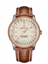 Navitimer 1 38 Automatic Stainless Steel / Red Gold / Silver / Croco / Pin